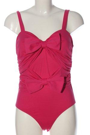 Zara Body basic różowy W stylu casual