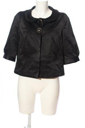 Zara Basic Boléro noir style d'affaires
