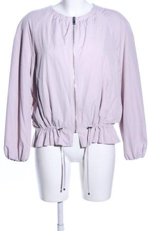 Zara Basic Blouson aviateur rose style décontracté