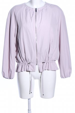 Zara Basic Bomberjacke pink Casual-Look