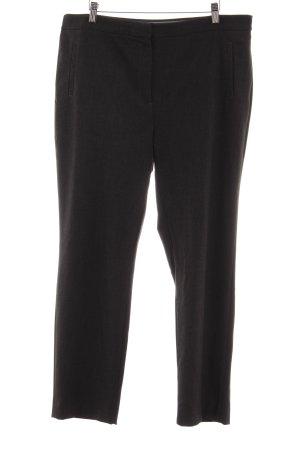 Zara Basic Bundfaltenhose mehrfarbig Business-Look