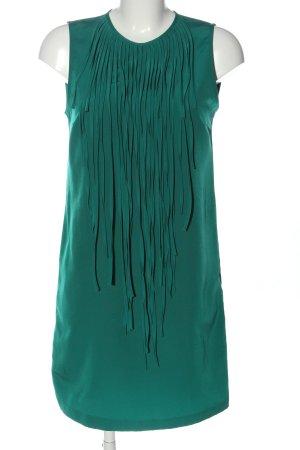 Zara Basic Cocktailkleid grün Elegant