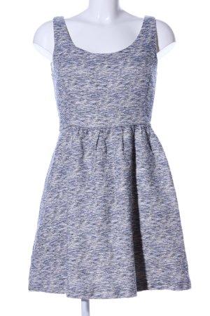 Zara Basic Cocktailkleid Allover-Druck Casual-Look