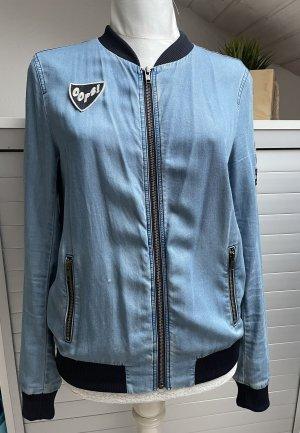 Zara College Jacket multicolored