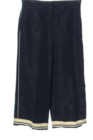 Zara Basic Culottes mehrfarbig Casual-Look