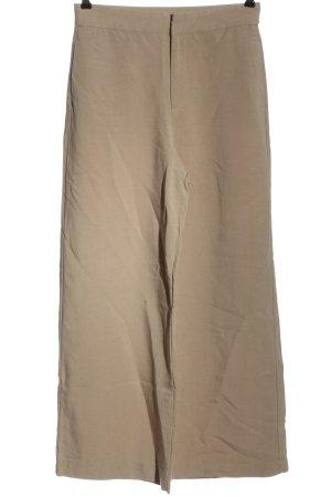 Zara Basic Culottes brown casual look