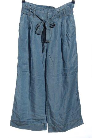 Zara Basic Culottes blue