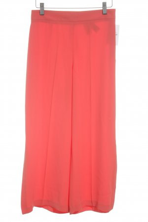 Zara Basic Culottes orange Casual-Look