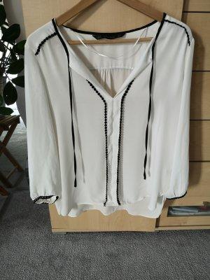 Zara Basic elegante Bluse Gr. M