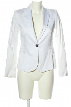 Zara Basic Frac blanco estilo «business»