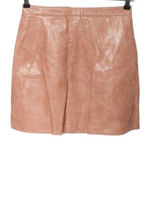 Zara Basic Glockenrock braun Casual-Look