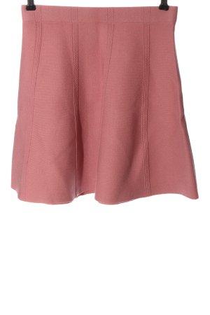 Zara Basic Glockenrock pink Casual-Look
