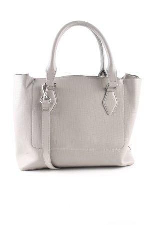 Zara Basic Carry Bag light grey casual look