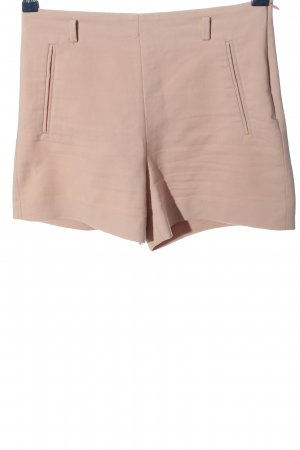 Zara Basic High waist short roze casual uitstraling