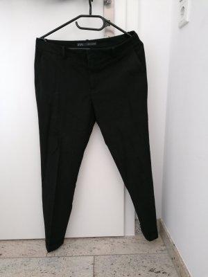 Zara Basic Hose business Petite 7/8 ankle S 36