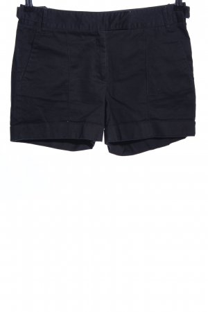 Zara Basic Hot Pants schwarz Casual-Look