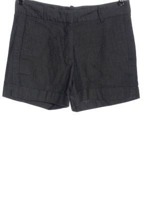 Zara Basic Hot Pants schwarz klassischer Stil