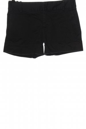 Zara Basic Hot Pants black casual look