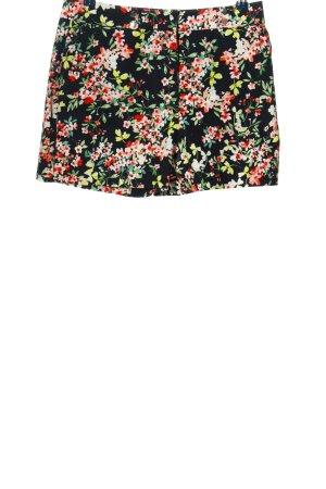 Zara Basic Short moulant imprimé allover style décontracté