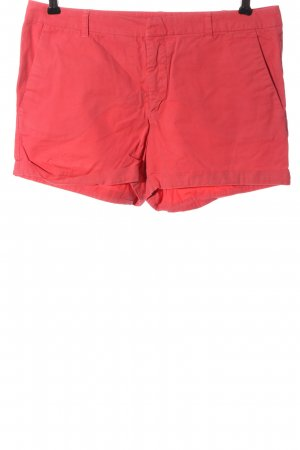 Zara Basic Hot pants rosso stile casual