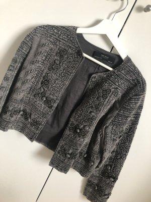 ZARA Basic Jacke / Blazer, Gr. XS