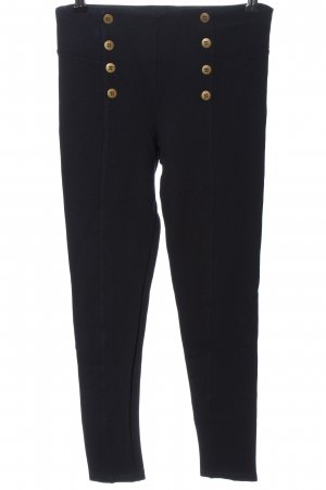 Zara Basic Jeggings black casual look