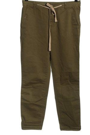Zara Basic Pantalone kaki cachi stile casual