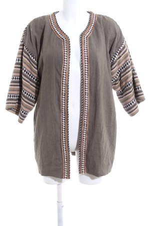 Zara Basic Kimono motif graphique élégant
