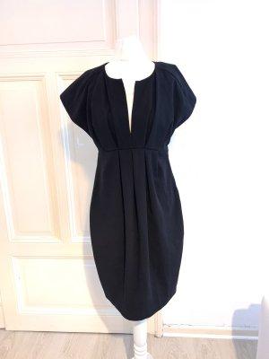 Zara Vestido babydoll negro