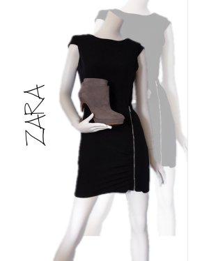 Zara Basic Kleid Schwarz Gr. 38 - Neuwertig