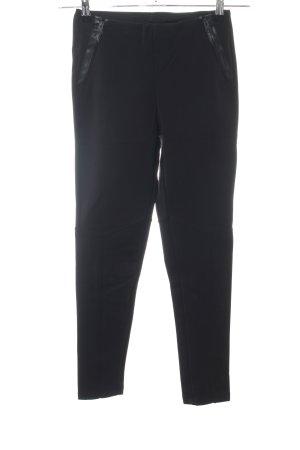 Zara Basic Legging noir style décontracté
