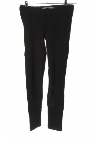 Zara Basic Leggings schwarz sportlicher Stil