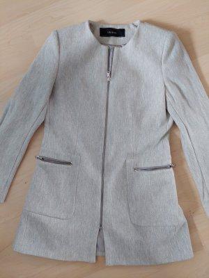 Zara Lange blazer zilver