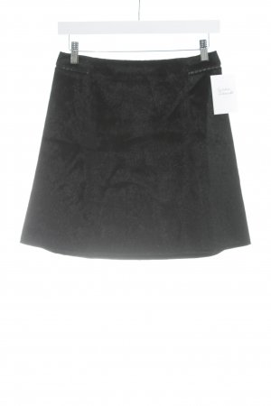 Zara Basic Minirock schwarz