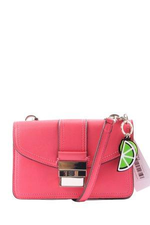Zara Basic Minitasche pink Casual-Look