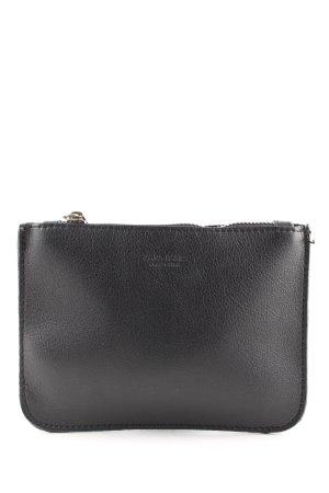 Zara Basic Mini Bag black casual look