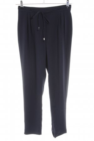 Zara Basic Pantalone palazzo nero stile casual