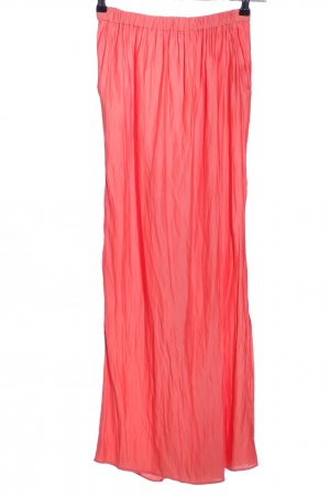 Zara Basic Pallazzohose pink Casual-Look
