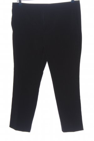 Zara Basic Röhrenhose schwarz meliert Casual-Look