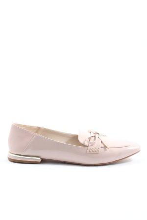 Zara Basic Schlüpfschuhe pink Elegant