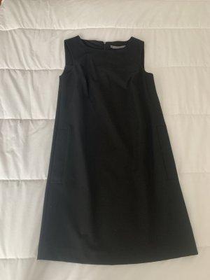 Zara Basic Off-The-Shoulder Dress black