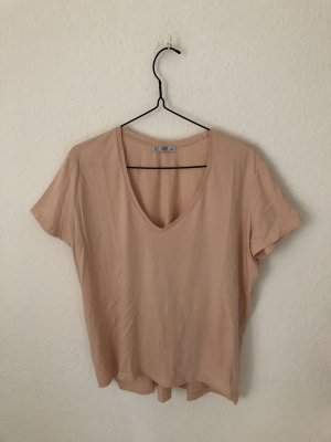 Zara Basic Shirt Rosa