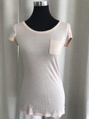 ZARA Basic Shirt S Altrosa