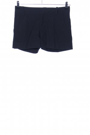 Zara Basic Shorts azul look casual
