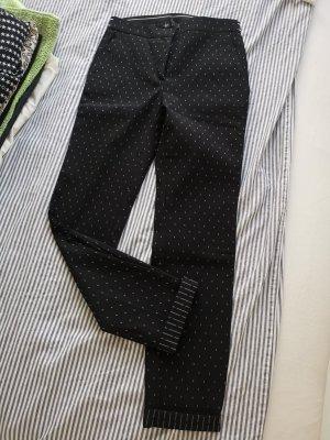 ZARA Basic silky-feeling trousers