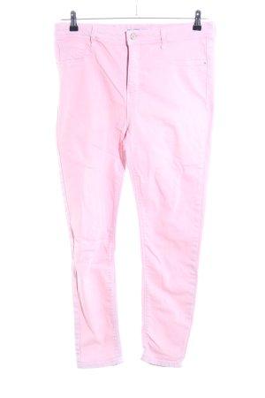 Zara Basic Jeans skinny rosa stile casual