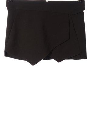 Zara Basic Skorts braun Casual-Look