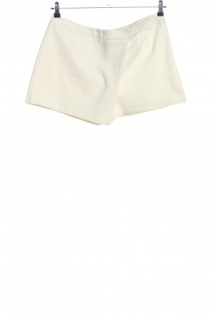Zara Basic Skort blanc cassé style décontracté