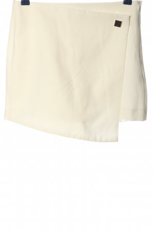 Zara Basic Skorts creme Casual-Look
