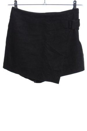 Zara Basic Skort noir style décontracté